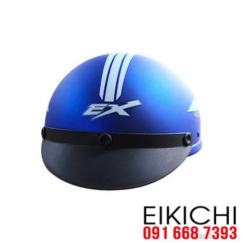 Mẫu nón bảo hiểm quảng cáo Exciter làm quà tặng ở TPHCM xưởng sản xuất Eikichi
