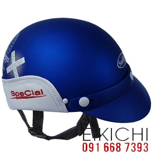 Mẫu nón bảo hiểm quảng cáo Special làm quà tặng ở TPHCM xưởng sản xuất Eikichi
