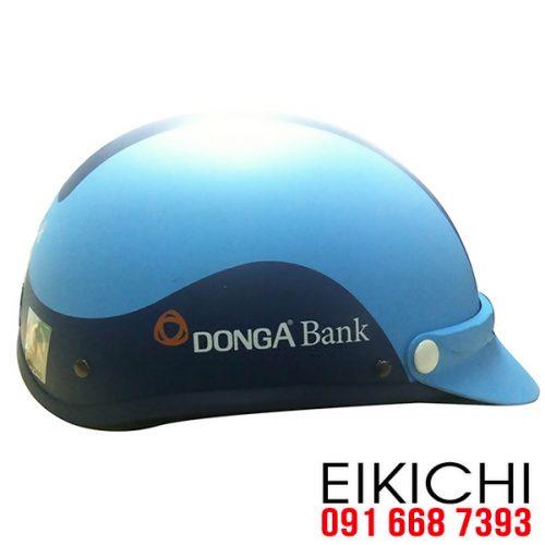 Xưởng sản xuất nón bảo hiểm cho ngân hàng Đông Á