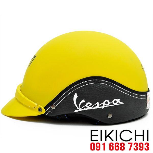Mẫu mũ bảo hiểm đại lý xe Honda, Yamaha phổ biến nhất