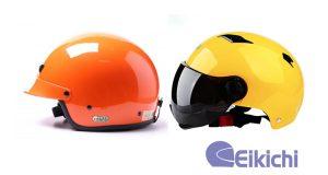 Đơn vị gia công nón bảo hiểm chất lượng tại thị trường Việt Nam - Eikichi